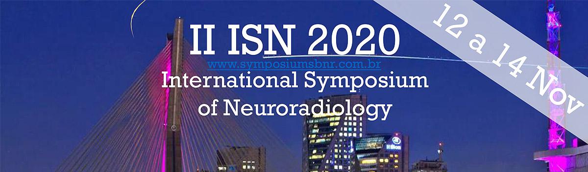International Symposium of Neuroradiology